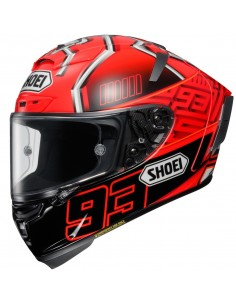 CASCO SHOEI X-SPIRIT 3 MARQUEZ 4