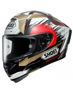 CASCO SHOEI X SPIRIT 3 MARQUEZ MOTEGI 2
