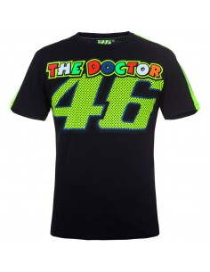 CAMISETA VR46 VALENTINO ROSSI THE DOCTOR