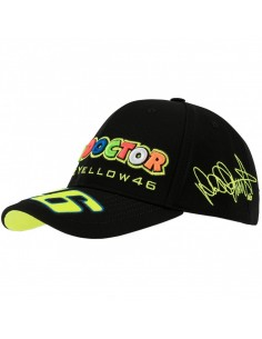 GORRA VR46 VALENTINO ROSSI 2018 THE DOCTOR