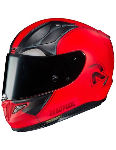 CASCO HJC RPHA 11 DEADPOOL 2 MARVEL